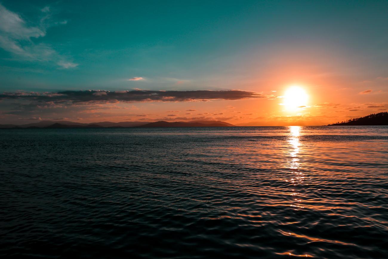 Ocean / Sunset