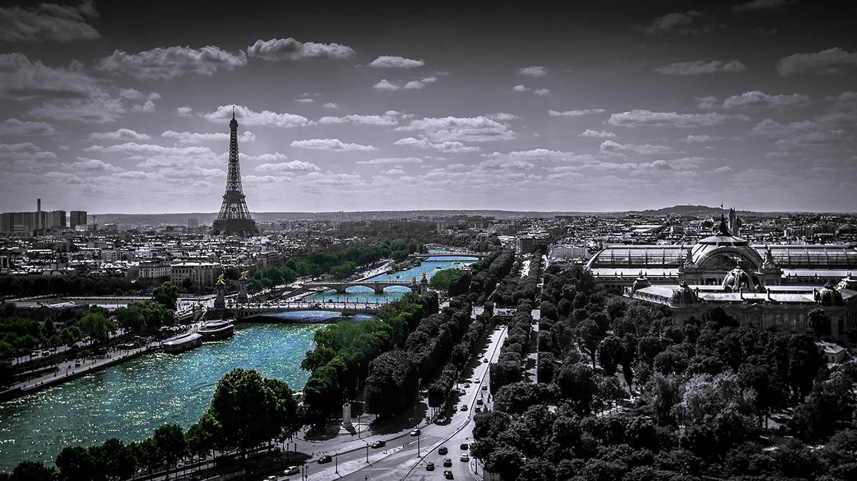 photographie-de-paris-noir-et-blanc