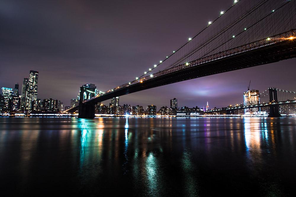 Photographie Skyline New York City